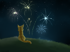 Happy New Years Eve! by campinq