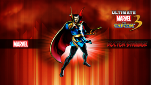 Ultimate MvC3 Doctor Strange by CrossDominatriX5