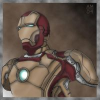 MARK VIII (Colored) by enigma004