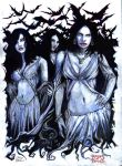 Brides of Dracula by thisismyboomstick