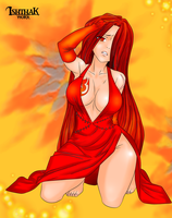 Flare Corona from Fairy Tail by MarthaTheBarbarian