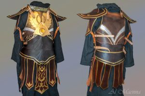 Warhammer Shadow Warrior Armor by Shattan