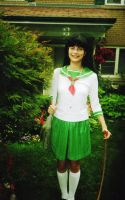 Cosplay: Kagome by goldenrose2789
