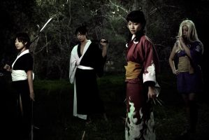 Blade of the immortal by ImMuze