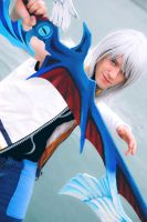 Riku Fight by Aniki-Fair