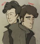 John and Paul by thaynaitor