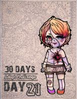 .: 30Days Adoptable Challenge - Day 21 {Closed} :. by Biiiscoito