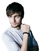 Douglas Booth Png by MerRogers