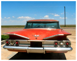 Route 66: 1960 Chevy Impala by tezzan
