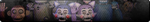 Five Nights at Candy's Fan Button by TheSitciXD