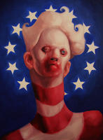 Patriot REMIXED by bauderart