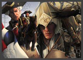 Assassin's Creed 3 by chenkl