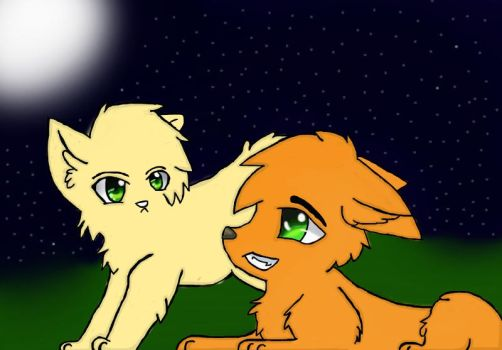 Warrior Cats by SwithPaws