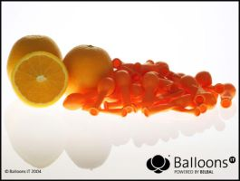 Orange by Balonmania