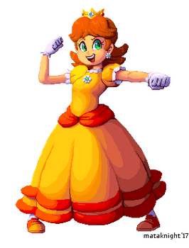 Hi, I'm Daisy! by Mataknight