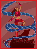 DR: The Powerhouse by VicariousRed