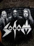 SODOM band -art in jacket by blackart2000