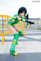 Orchid - Killer Instinct Gold by AlexysCosplay
