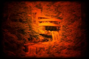 falling waters by coldkisses