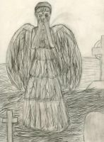 weeping angel by matisse77