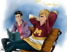 BTR-these are the golden days by CharlieMcCarthey