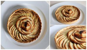 Apple Tart by Rea-the-squirrel