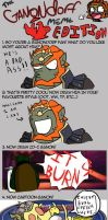 A meme about Ganondorf by BrokenTeapot