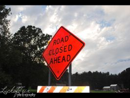 Road Closed by LuckofTrix