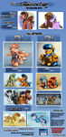 BCPony (Commission List) 2015 by BuizelCream