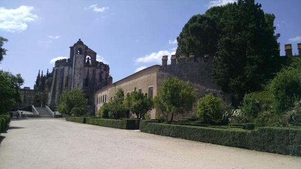 Convent of Christ - Tomar, Portugal by dsazor