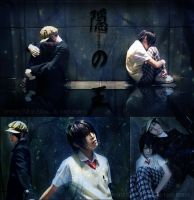 Cosplay: Futari -Nabari no Ou- by Zeasonal
