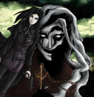 Ergo Proxy by Terra7