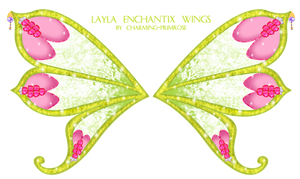 Layla Enchantix Wings by Charming--Primrose