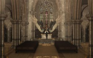 Cathedral by MadamGoth