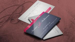 Institut Bellissima - Business cards by df15