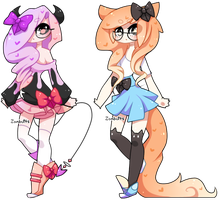 Adoptables Batch 16: CLOSED by Fawniive