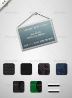 Metal Textures Bundle by GrDezign