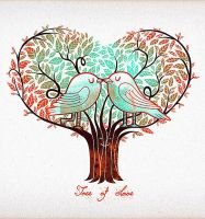 'Tree of Love' by dzeri