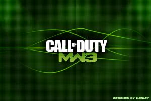 MW3 Poster by HumanCalcuIat3r