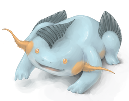 Marshtomp...? by fuzzball288