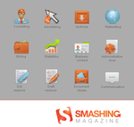 Icons for Smashing Magazine by prokofusha