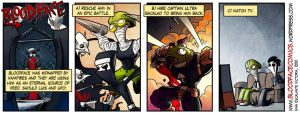 Bloodface Strip, Options by ivanev