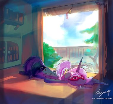 dayoff by Electrixocket