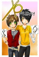 XO, Friday by saiha-xi