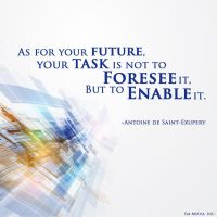 Quote - Enable Future by rabidbribri