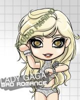Lady Gaga - Bad Romance by studiomarimo