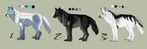 point Adoptables CLOSE 2 by WolfRoad