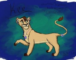 Kee Ref by ambergerr