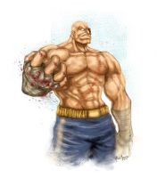 -Sagat by altmess