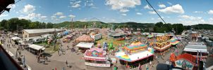 Clearfield County Fair by CSStriker